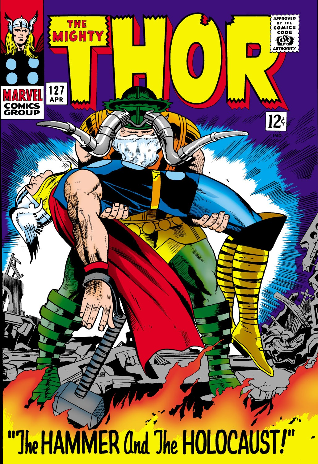 Thor (1966) 127 Page 1