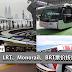 MRT、LRT、Monorail、BRT票价折扣50%!促销至到8月31日!