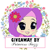 GIVEAWAY BY PRINCESS FAZZ