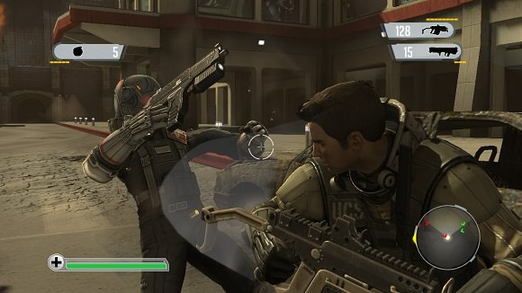 Download Game PC Front Mission Evolved