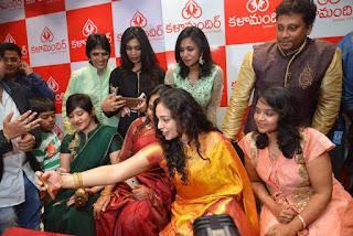 Nithya Menen Stills At Kalamandir (15).jpg