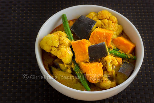 咖哩雜菜 Mixed Vegetable Curry02