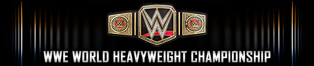 next WWE World Heavyweight champion predictions
