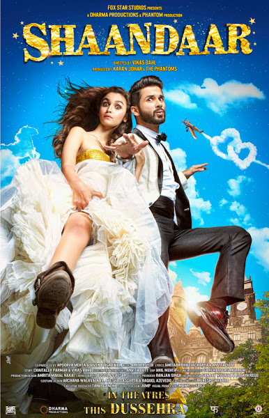 Shaandaar (2015) Movie Poster No. 4