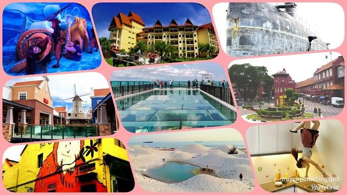Melaka | Destinasi Percutian Dengan Bajet Yang Rendah
