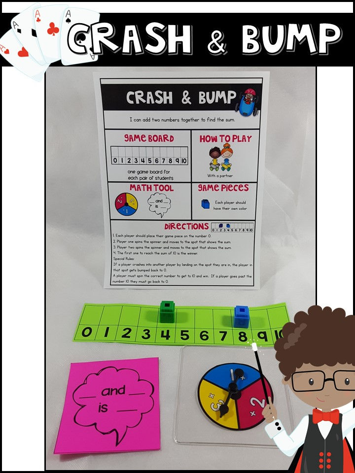 Addition Games to Build Number Sense - Mrs. Jump\'s Class