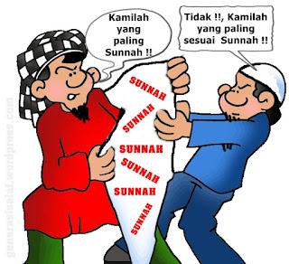 Mengapa Banyak Perbedaan dalam Islam ?