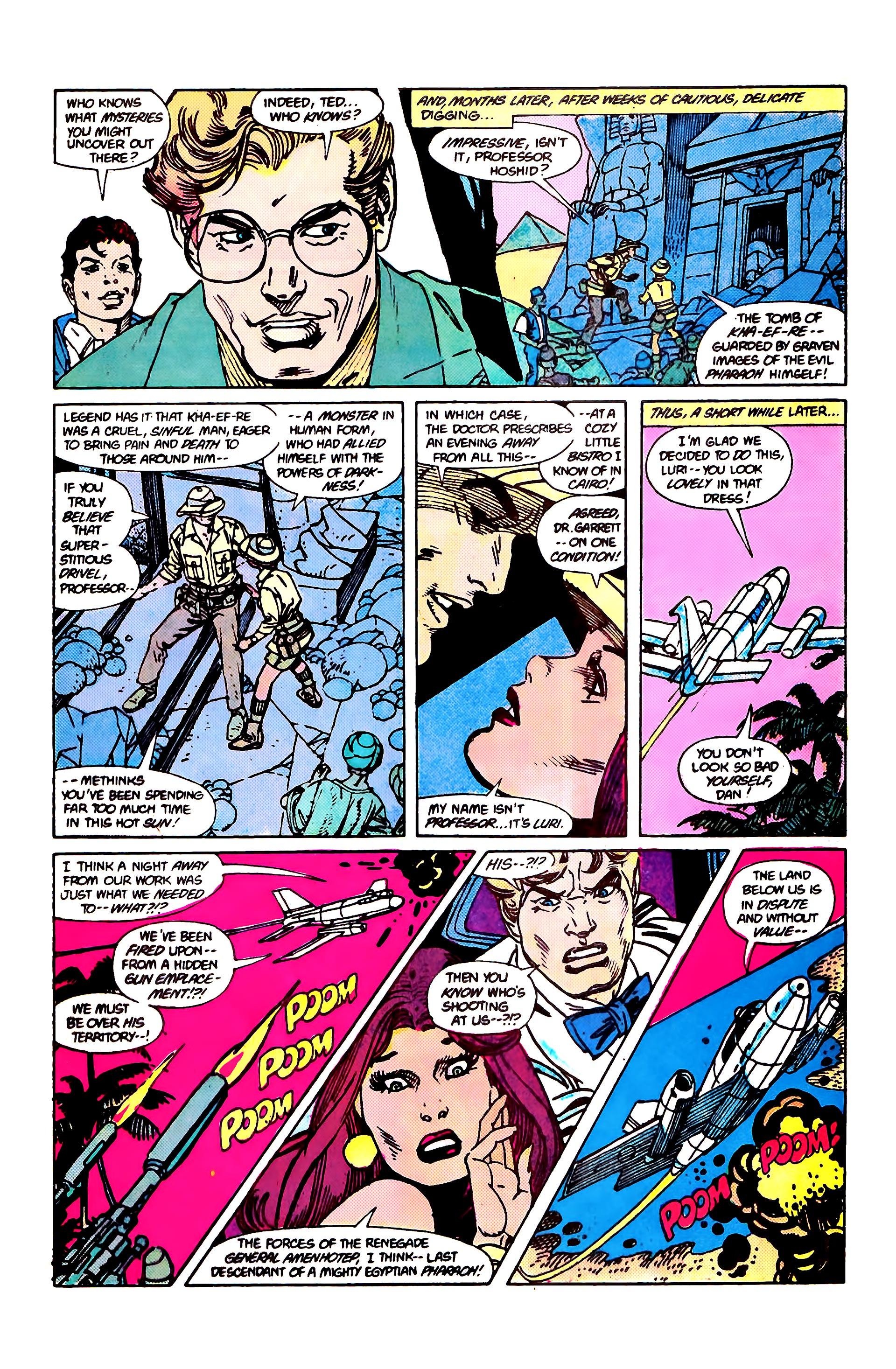 Read online Secret Origins (1986) comic -  Issue #2 - 5