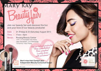 Mary kay beauty fair
