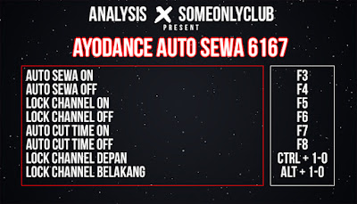 Cheat Ayodance Auto Sewa 6167
