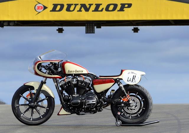 HarleyDavidson Le Mans  RocketGarage  Cafe Racer Magazine