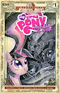 MLP Friendship is Magic #1 Comic Cover Hundred Penny Press 2 Variant