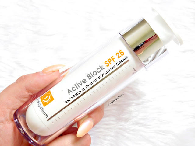 Frezyderm Active Block Anti-Ageing Photoprotective Cream