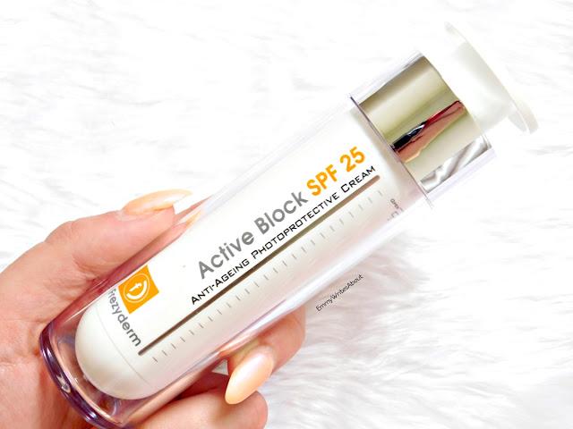 Frezyderm Active Block Anti-Ageing Photoprotective Cream