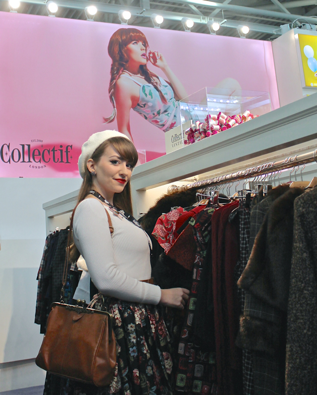 The Collectif stand at London Edge 2016