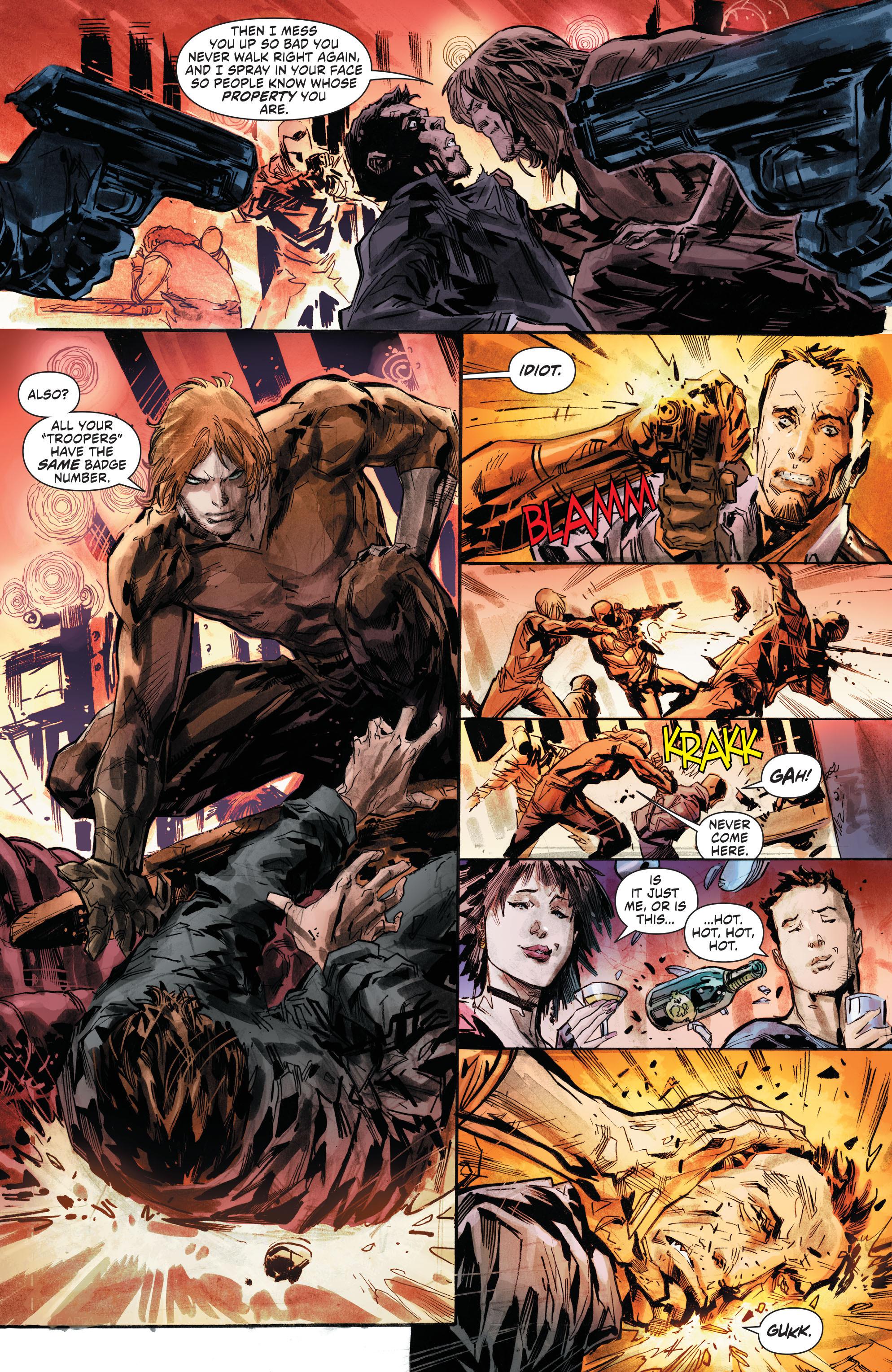 Read online Secret Six (2015) comic -  Issue #1 - 5