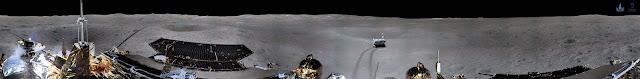 Panorama - Lado Oculto da Lua