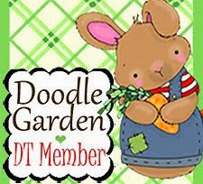 YAY - THE DOODLE GARDEN DT