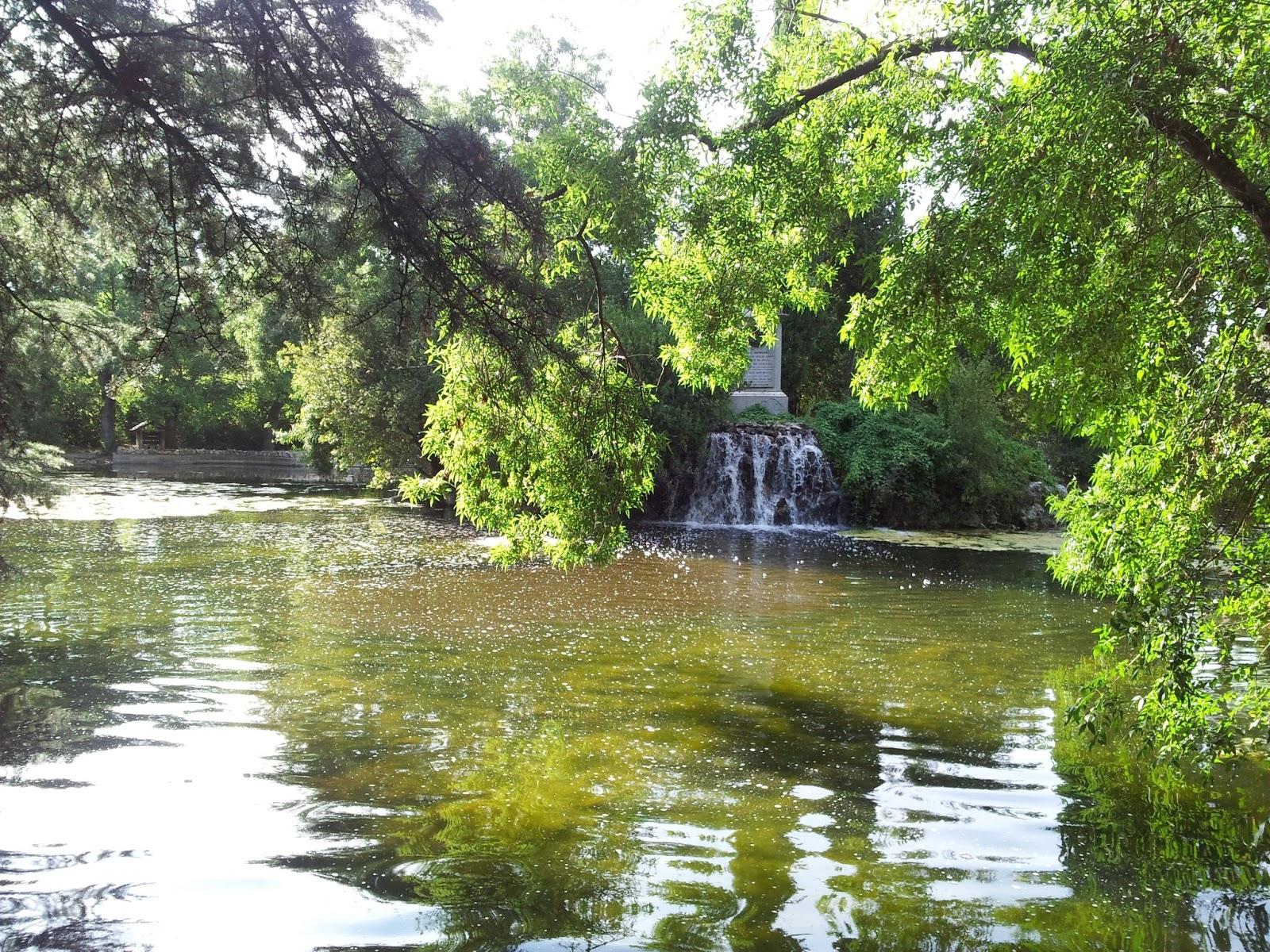 Gu a para visitar el Parque El Capricho Conmimochilacuestas