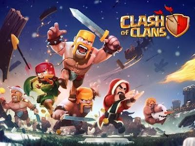 تحميل لعبة كلاش اوف كلانس download clash of clans