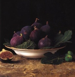 image via A Passion for Fruit by Lorenza de Medici as seen on linenandlavender.net