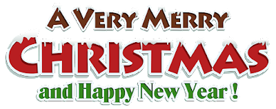 christmas text png