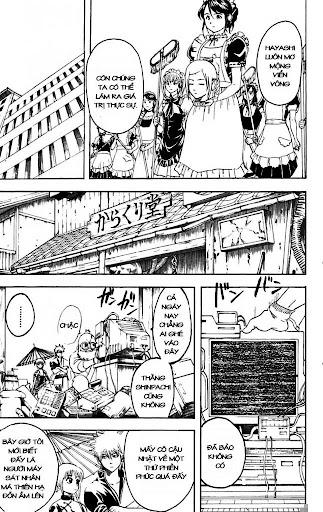 Gintama Chap 142 page 11 - Truyentranhaz.net