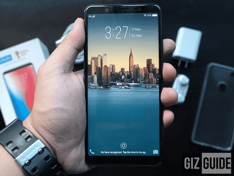 Vivo boasts that their smartphones are power-efficient