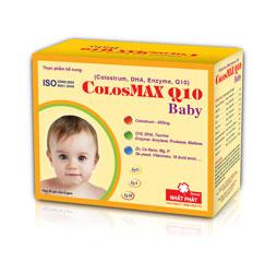Thuốc colosmax q10 là thuốc gì? có tốt không? giá bao nhiêu?