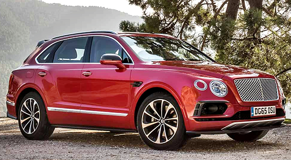 Review 5 SUV Premium 2016 - Bentley Bentayga