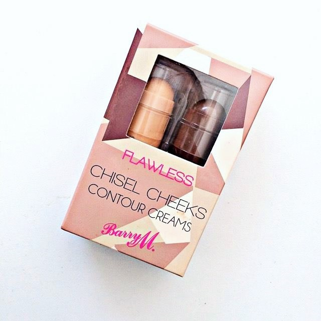 Chisel Cheeks Contour Creams by Barry M #18
