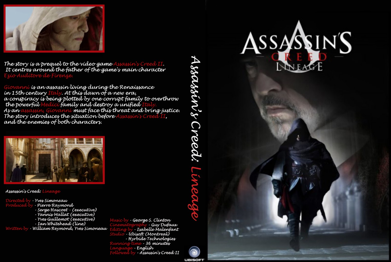 Downloadmovxy Assassins Creed Lineage Season 1 Brrip 720p