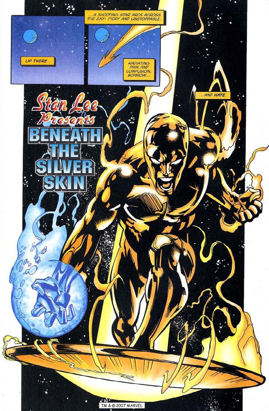 Read online Silver Surfer (1987) comic -  Issue #128 - 9