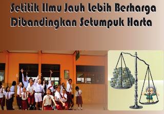 Contoh Iklan Layanan Masyarakat Pendidikan