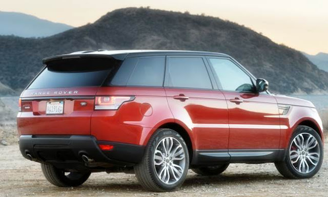 2016 Range Rover Sport HST Review