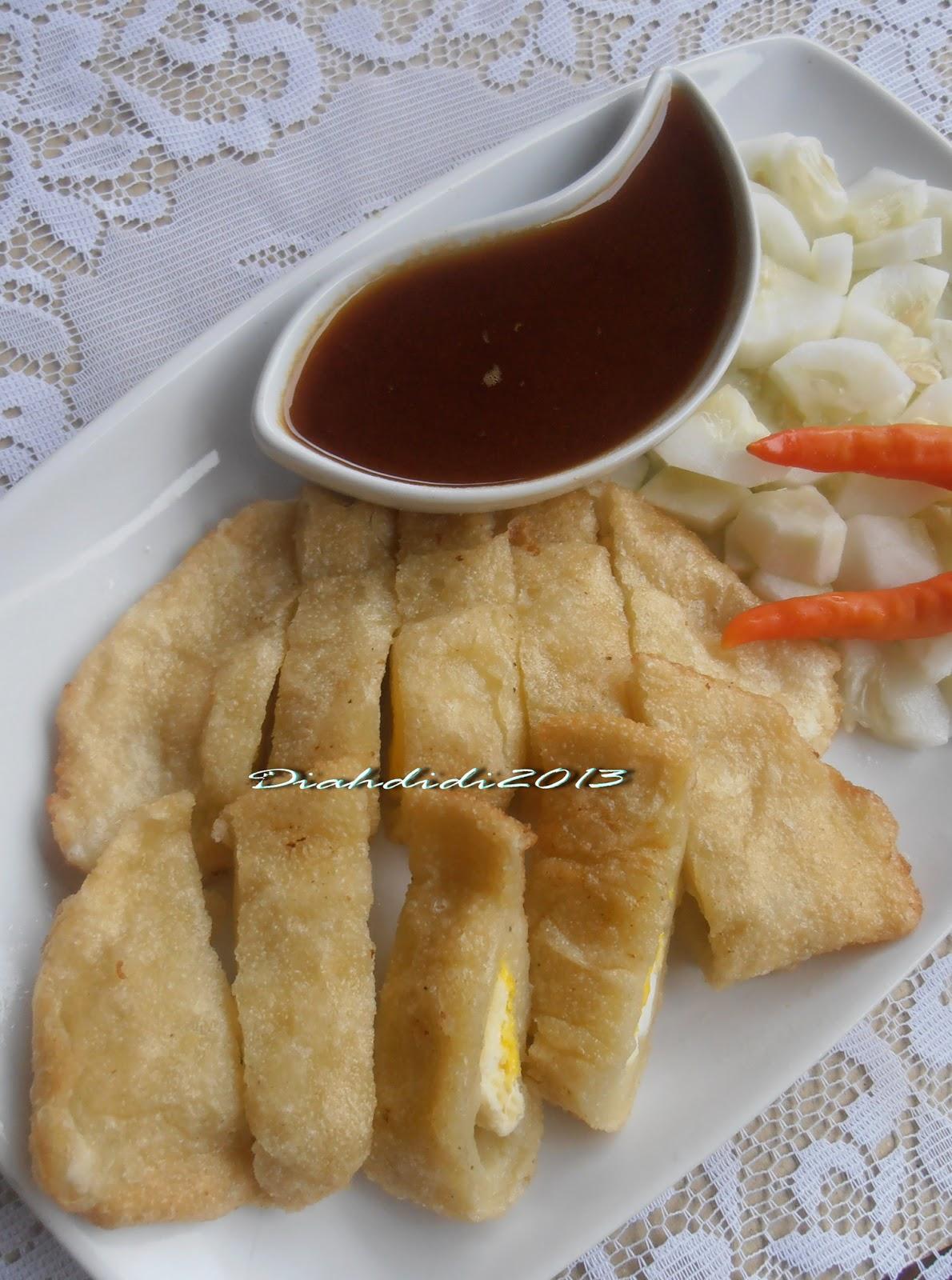 Resep Mpek Mpek Dos : resep, Didi's, Kitchen:, Empek2, Dos..Empek, Empek, Tanpa, Ikan..Uenakk, Ternyata..^^