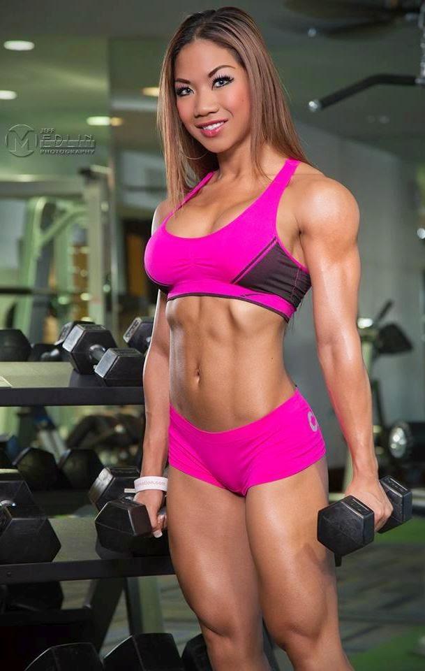 Tina Nguyen - Figure Competitor