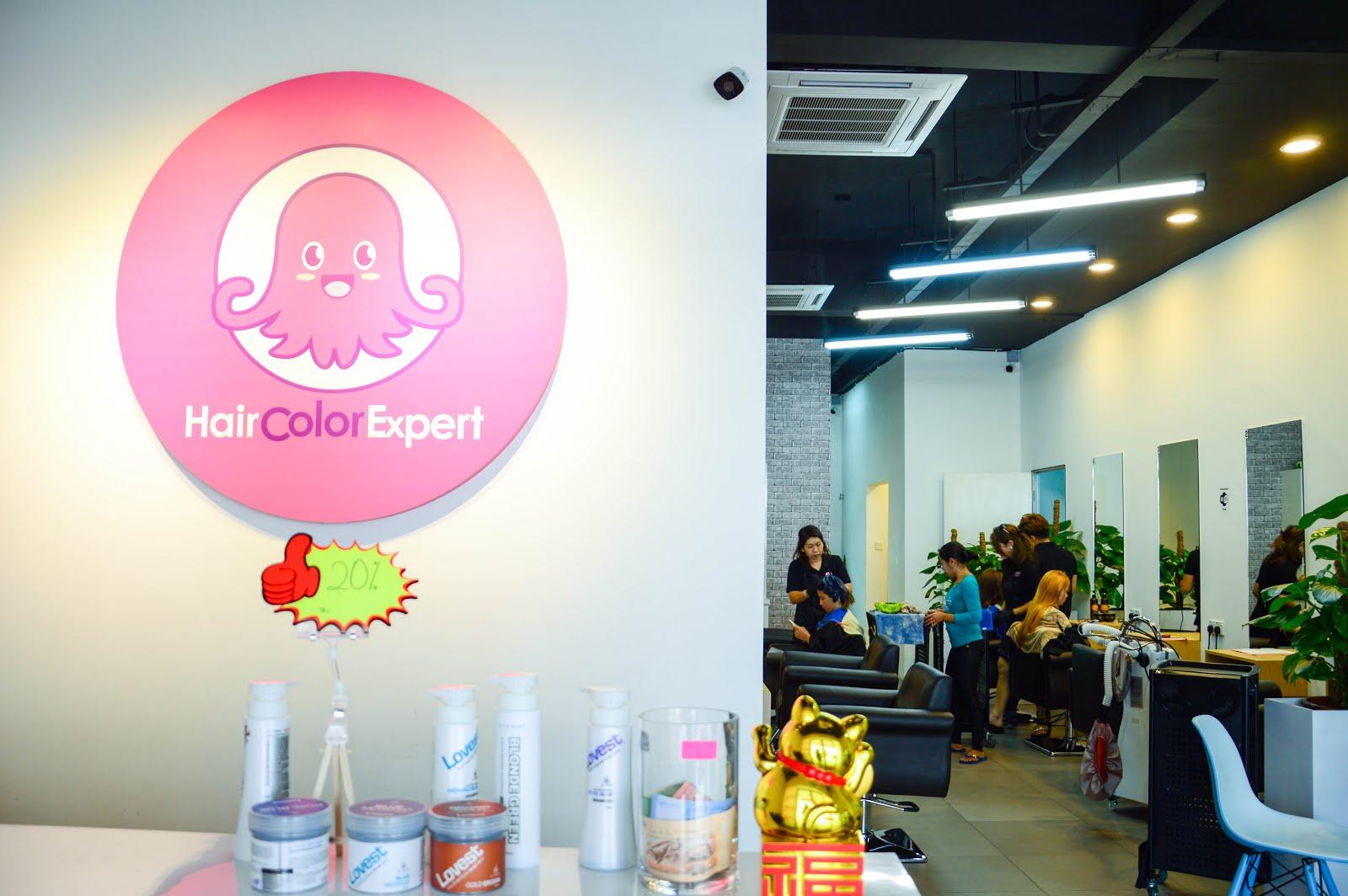 Hair Color Expert Sri P review