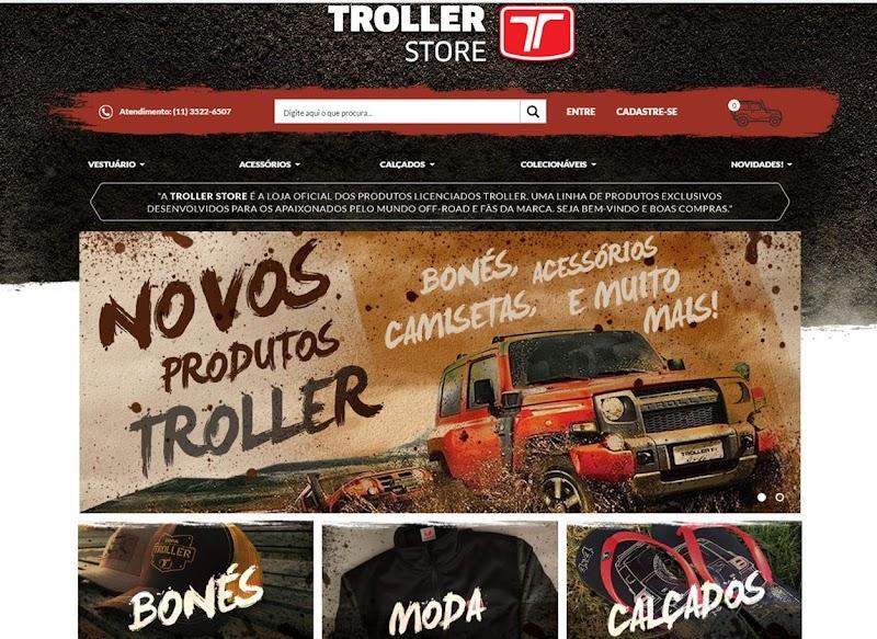 Troller lança nova grife da marca e estreia loja na internet