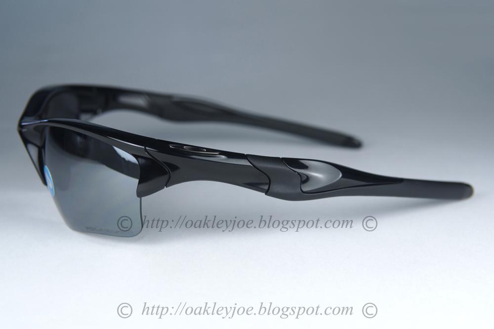 1ab434892228a OO9154-46 Half jacket 2.0 XL matte black + black iridium polarized  250  lens pre coated with Oakley hydrophobic nano solution