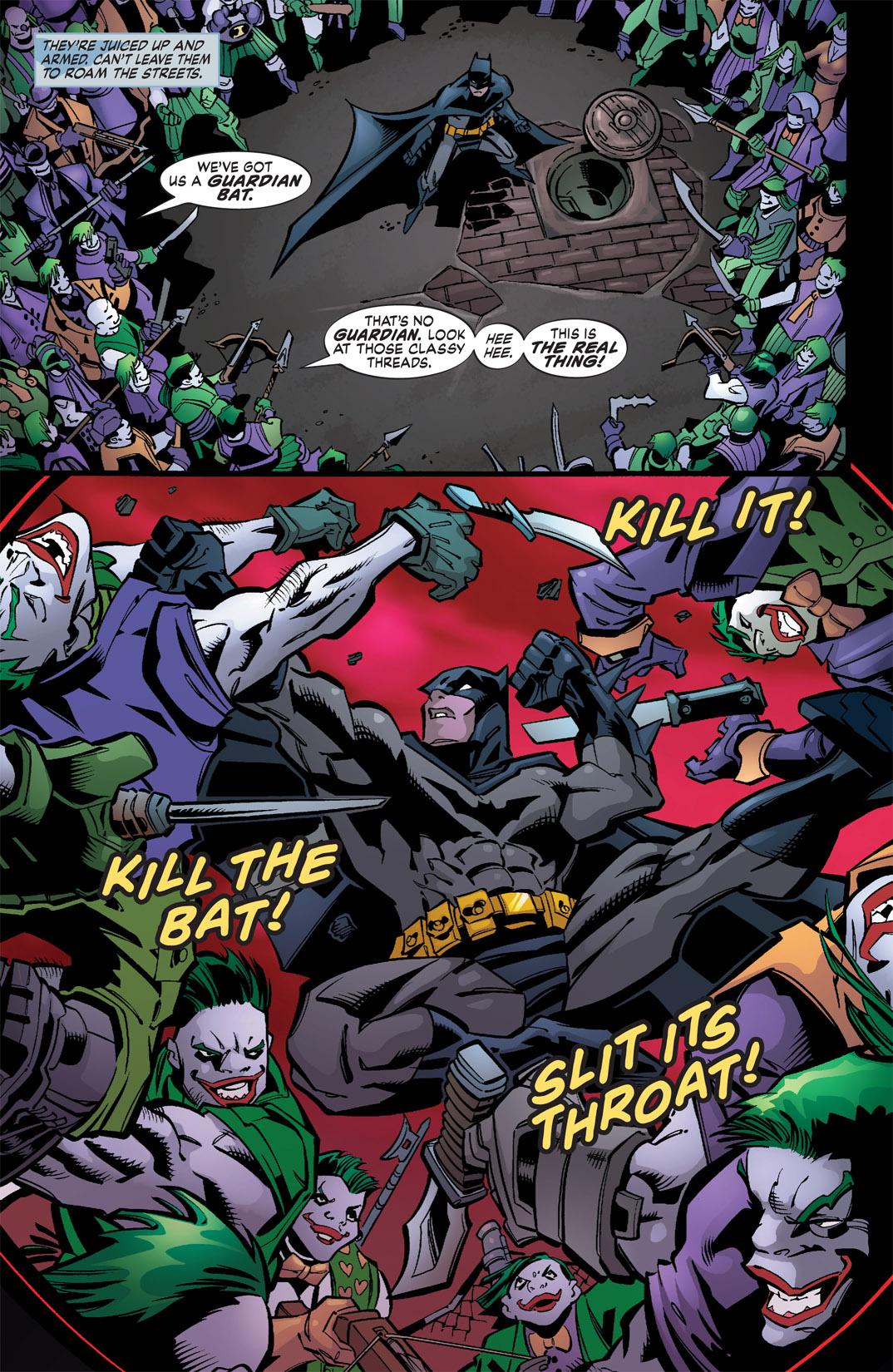 Detective Comics (1937) 868 Page 21