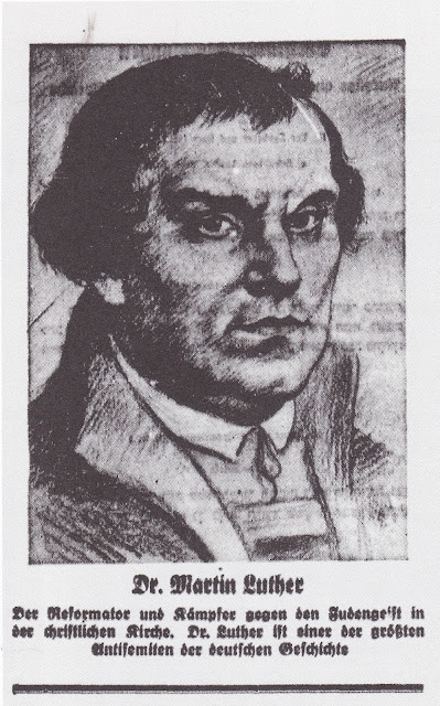 Wagners judaism in music a guide and commentary think classical portrait of dr martin luther as it appeared in a special edition of der strmer march 1937 this issue included an article entitled dr martin luther and fandeluxe Gallery