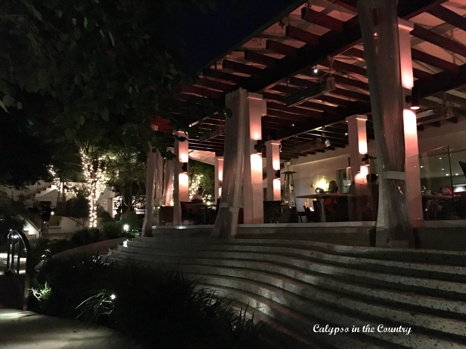 Cavatina Restaurant at the Sunset Marquis