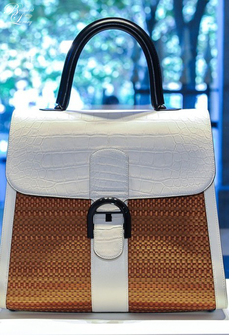 Brilliant Luxury ♦ Delvaux Bag
