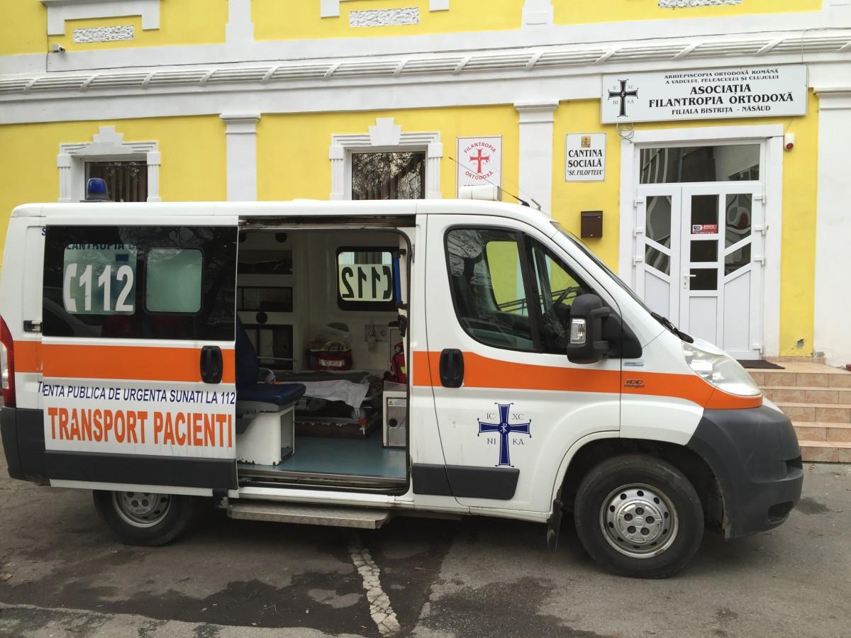 ambulanta ortodoxa bistrita