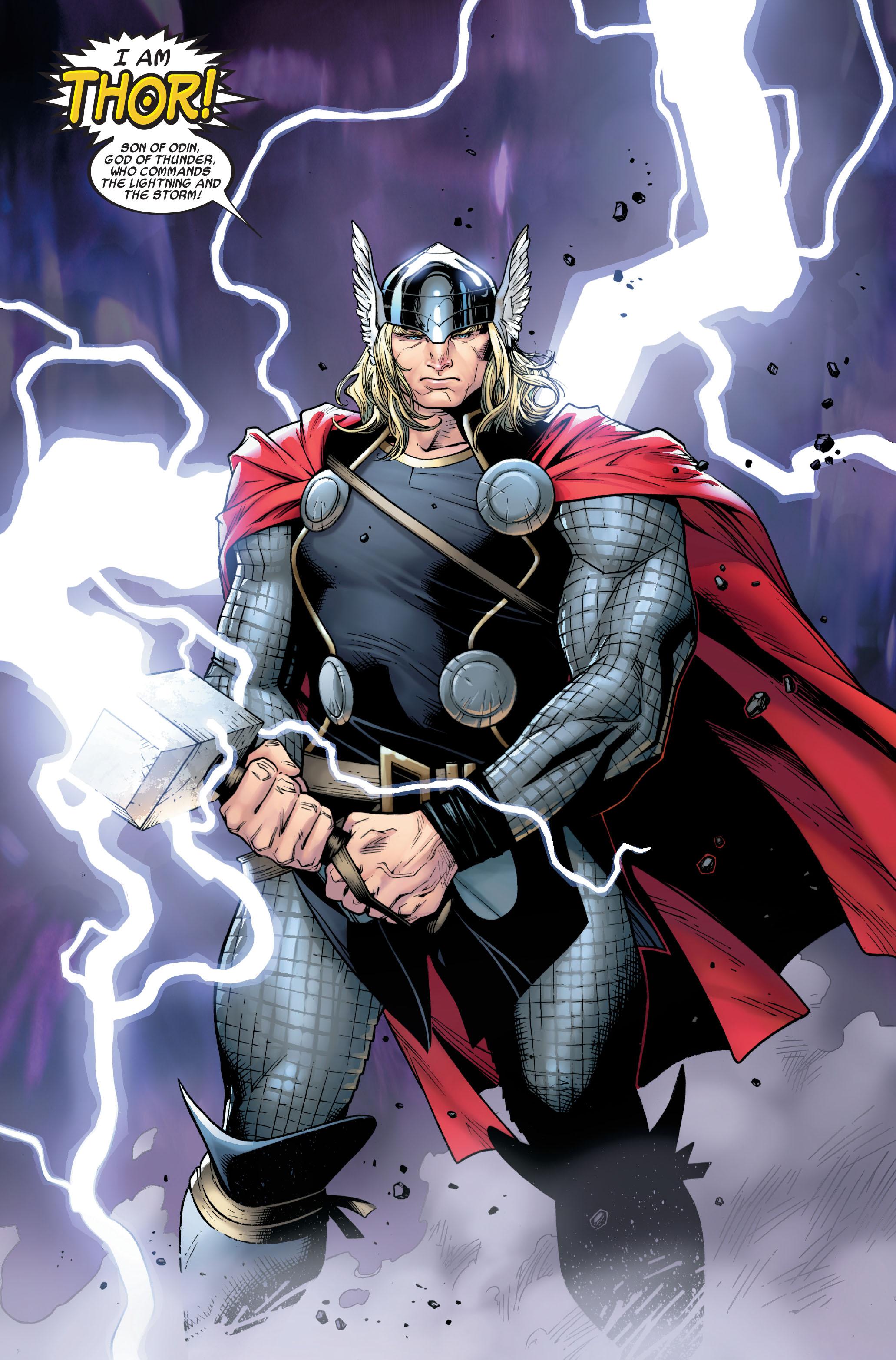 Thor (2007) Issue #1 #1 - English 19