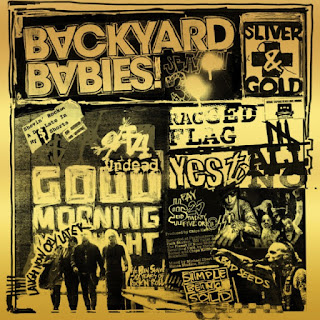 "Το βίντεο των Backyard Babies για το ""Good Morning Midnight"" από το album ""Sliver And Gold"""