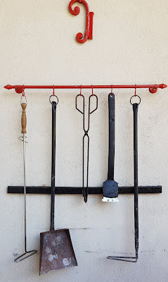 Equipment and tools for Parrilla