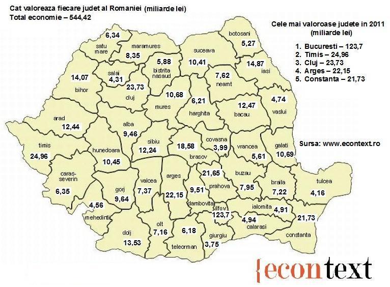 Romania Megye Terkep Marlpoint