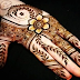 Let you beauty bloom with attractive Mehndi designs